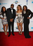 Tina Douglas, Slow, Ashanti Douglas and Kenashia