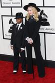 Madonna and David Banda Mwale Ciccone Ritchie