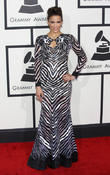 Paula Patton, The Staples Center, Grammy Awards