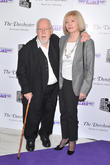 Sir Peter Blake and Lady Blake