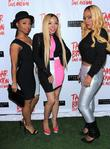 Tamar Braxton, Tiny Harris and Celebration