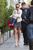 Petra Ecclestone, James Stunt and Lavinia