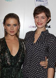 Rose McIver and Elvy Yost