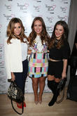 Zoe Hardman, Tanya Burr and Electra Formosa