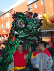 Chinese New Year and London's China Town