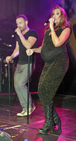 Kevin Simm, Michelle Heaton and Liberty X