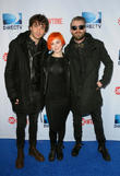 Hayley Williams, Taylor York, Jeremy Davis and Paramore