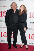 Paul Greengrass and Joanna Kaye