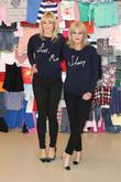 Joanna Lumley and Zoe Ball