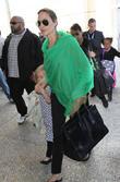 Angelina Jolie, Maddox Chivan Jolie-pitt, Vivienne Marcheline Jolie-pitt and Zahara Marley Jolie-pitt