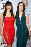 Kelly Hu, Lisa Ling, Crustacean by House of An