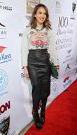 Jessica Alba, Crustacean Beverly Hills