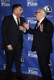 Jonah Hill and Martin Scorsese