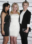 Fiona Wade, Michelle Hardwick and Sammy Winward