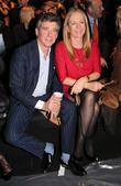 Jay McInerney, Anne Hearst, New York Fashion Week