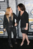 Melissa Etheridge and Linda Wallem