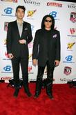 Gene Simmons and Nick Simmons