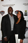 Marcellus Wiley and fiance