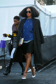 Solange Knowles' Record Sales Boost After Elevator Incident