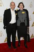 Joshua Oppenheimer and producer Signe Byrge Sorensen