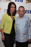Rachel Feinstein and Gilbert Gottfried