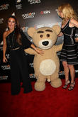 Kyle Richards, Camille Grammer and Teddy
