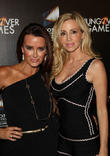 Kyle Richards and Camille Grammer