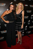 Kyle Richards, Camille Grammer, Mann Chinese Theater