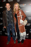William deVry and Rebecca Staab