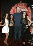 Breanne Benson, Kaylani Lei, Big John and Kendall Karson