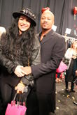 Asa Soltan Rahmati and Jermaine Jackson