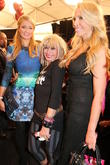 Paris Hilton, Betsey Johnson, LuLu Johnson, New York Fashion Week
