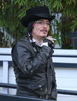 Adam Ant Heckled At U.k. Show