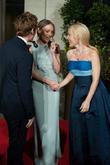 Sam Claflin, Gillian Anderson, Laura Haddock, British Academy Film Awards, Grosvenor House