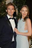 Sam Claflin, Laura Haddock, British Academy Film Awards