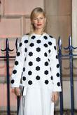 Karolina Kurkova, London Fashion Week