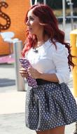 Snooki Announces Pregnancy - Expecting Her Second Child With Fiancé