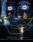 Aluna Francis, Disclosure, the O2, The Brit Awards