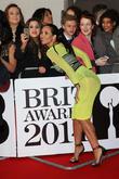 Myleene Klass, The Brit Awards