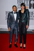 Pharrell Williams and Helen Lasichanh
