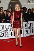 Rosie Huntington-Whiteley, The Brit Awards