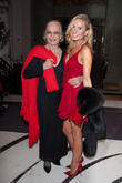 Shirley Eaton and Kimberley Garner