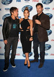 Keith Urban, Jennifer Lopez, Harry Connick and Jr.