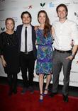 Jason Ritter, Nancy Morgan, Carly Ritter and Tyler Ritter