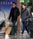 Chris Colfer and Darren Criss