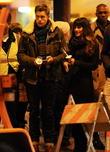 Lea Michele, Chord Overstreet