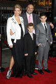 Joel Silver and and Family