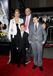 Joel Silver and family