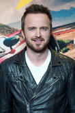 Aaron Paul, Odeon Leicester Square
