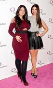 Paula Garces and Roselyn Sanchez